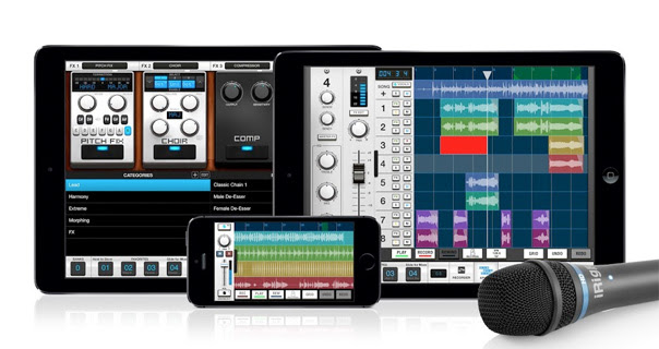 VocaLive for iPhone、VocaLive for iPad
