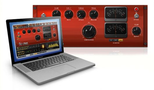 IK Multimedia T-Racks Opto Compressor|画像
