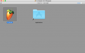 FL Studio 12.4 Wrapped フォルダ内画像