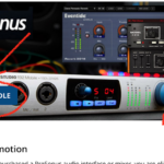 Eventide Presonus Promotion&Studio192 mobile