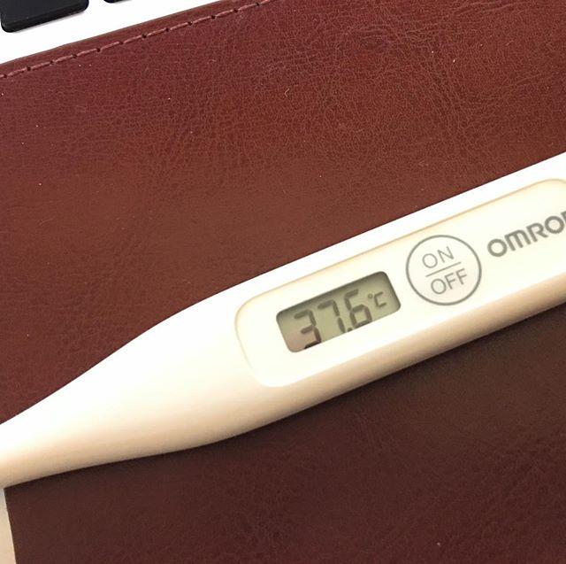 あぁぁ。。。上がっていってる。。。 まさかの #インフルエンザ 。。。 #喉痛い #鼻痛い #身体中痛い #あたまいたい #揺れる想い身体中感じて #あんなに気をつけてたのに