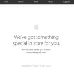 Appleサイト|メンテナンス 画像_20170321