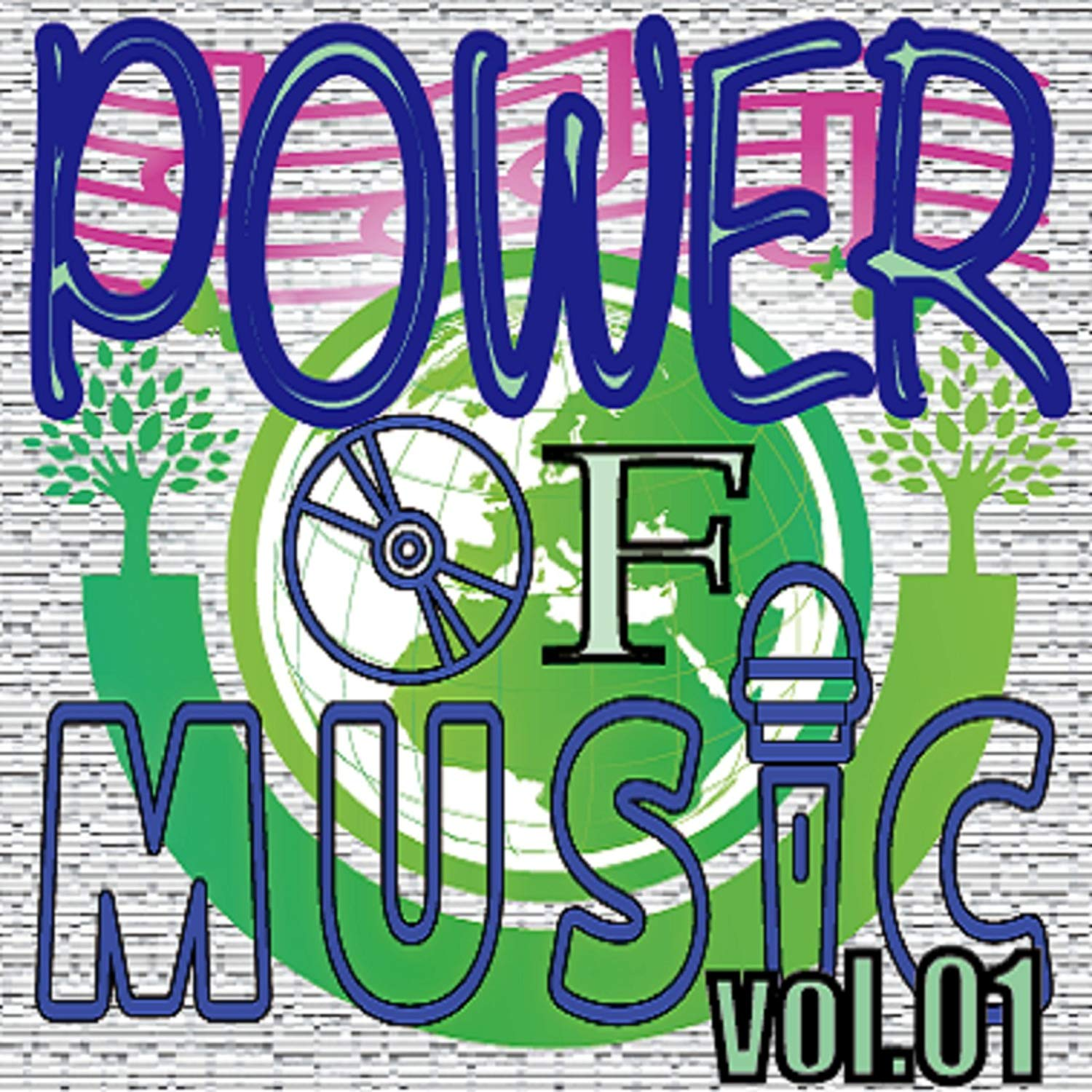 Power Of Music vol.01|ジャケット