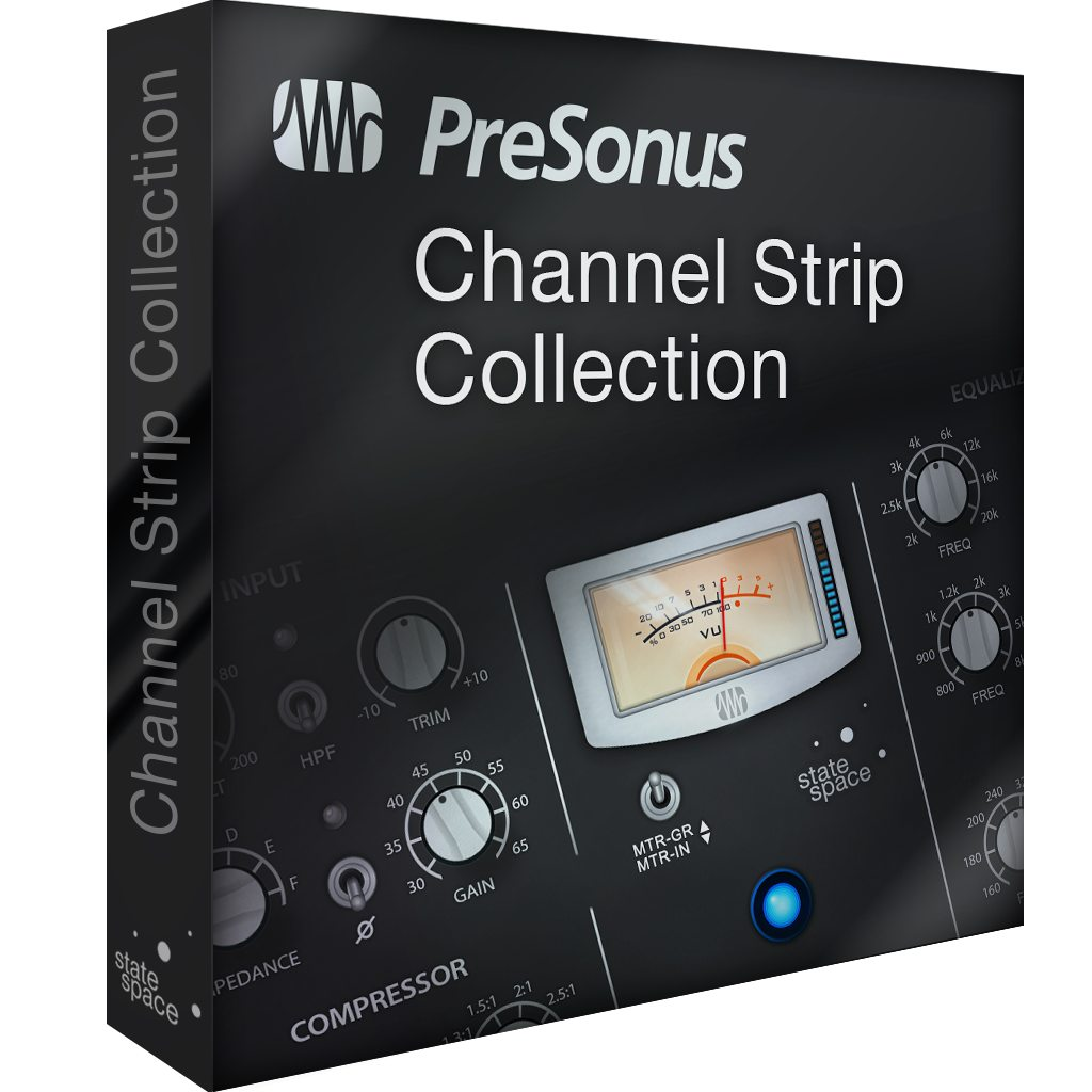 Presonus|Channel Strip Collection