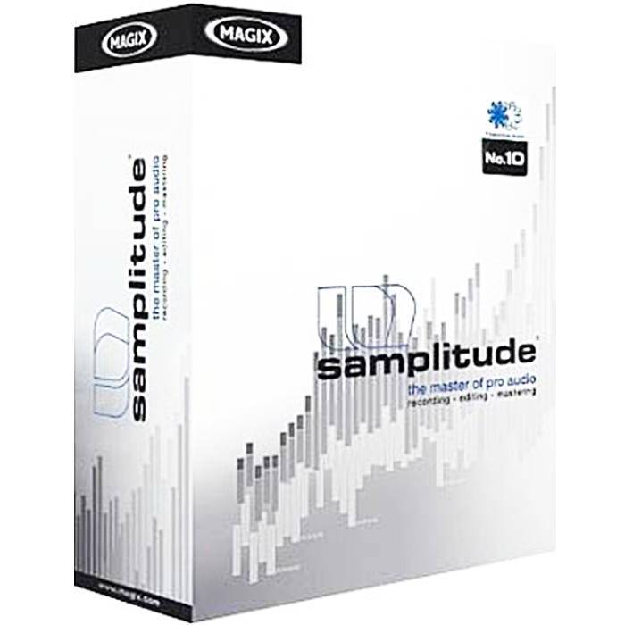 Samplitude10|箱 画像