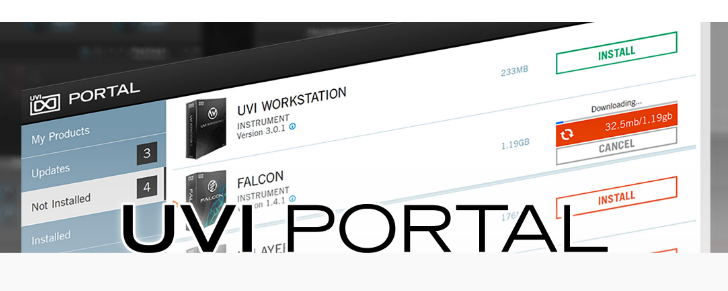 UVI Portal|スクショ画像