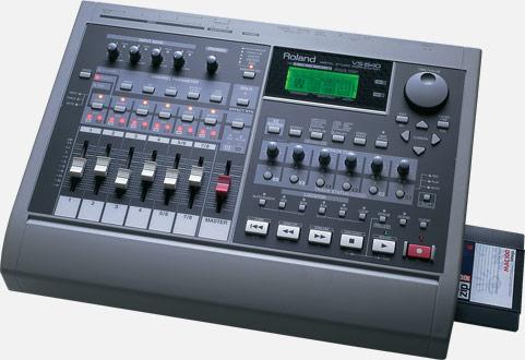 Roland Vs-840|画像