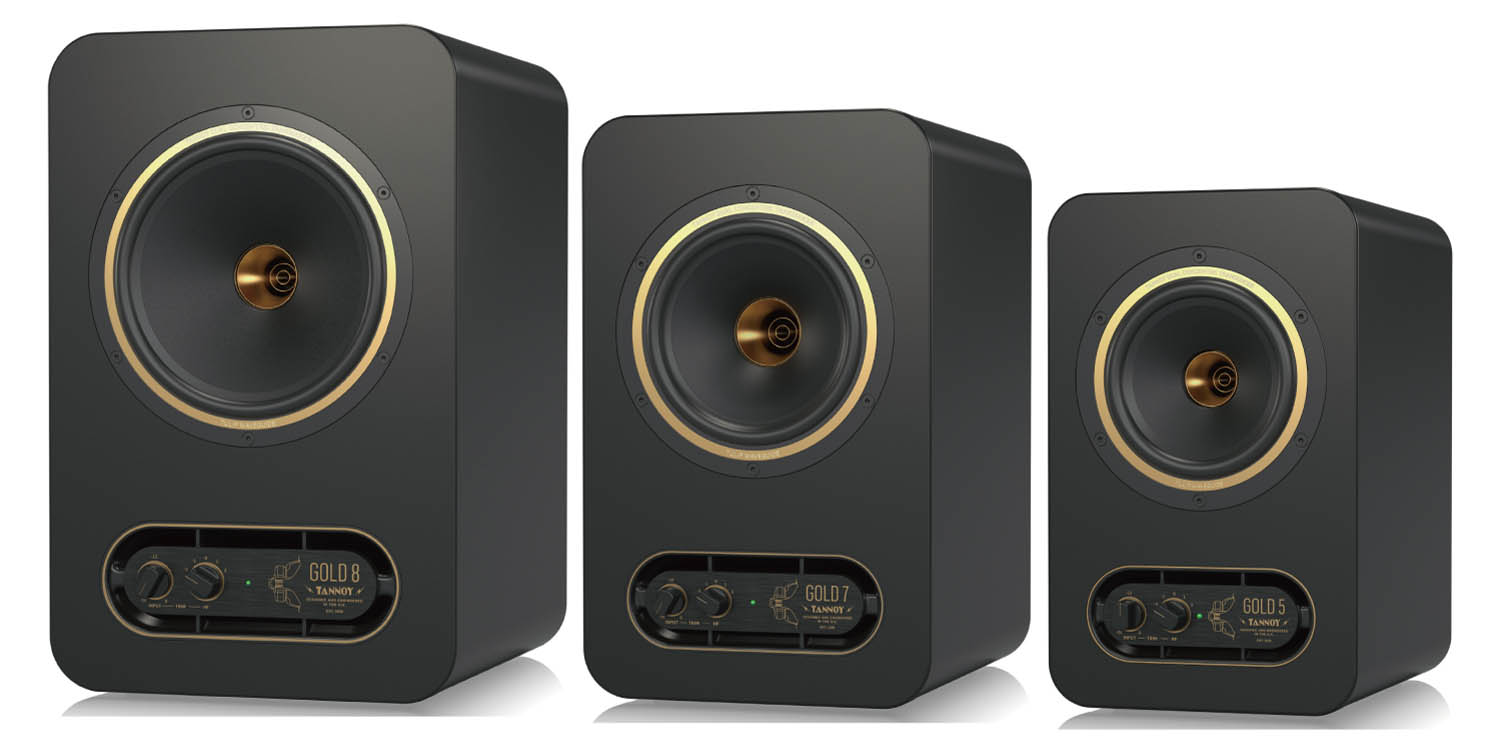 TANNOY GOLD SERIES Photo